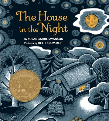 The House in the Night Board Book - Swanson, Susan Marie, and Krommes, Beth (Illustrator)
