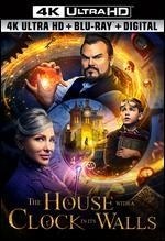 The House with a Clock in Its Walls [Includes Digital Copy] [4K Ultra HD Blu-ray/Blu-ray]