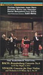 The Huberman Festival, Vol. 5: Bach and Vivaldi