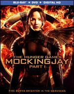 The Hunger Games: Mockingjay, Part 1 [2 Discs] [Include Digital Copy] [Ultraviolet] [Blu-ray/DVD]