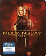 The Hunger Games: Mockingjay, Part 1 [Include Digital Copy] [Blu-ray/DVD] [Ultraviolet] [Steelbook]