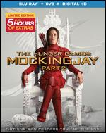 The Hunger Games: Mockingjay, Part 2 [Blu-ray] - Francis Lawrence