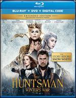 The Huntsman: Winter's War [Includes Digital Copy] [Blu-ray/DVD]