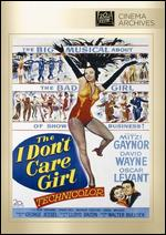 The I Don't Care Girl - Lloyd Bacon
