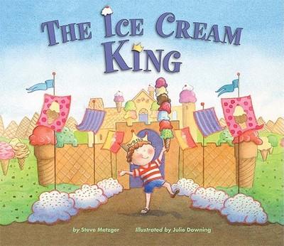 The Ice Cream King - Metzger, Steve