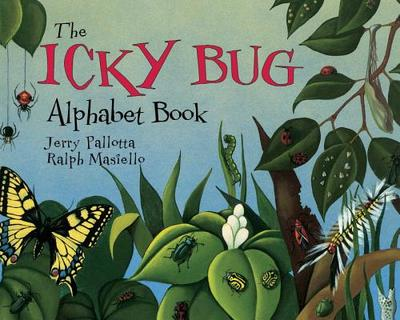 The Icky Bug Alphabet Book - Pallotta, Jerry