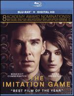 The Imitation Game [Includes Digital Copy] [UltraViolet] [Blu-ray]
