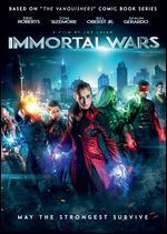The Immortal Wars - Joe Lujan