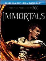 The Immortals [Steelbook] [Blu-ray/DVD]