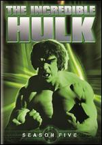 The Incredible Hulk: Season 05