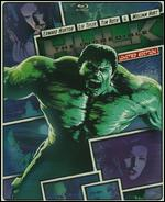 The Incredible Hulk [SteelBook] [Includes Digital Copy] [Blu-ray/DVD] [2 Discs] - Louis Leterrier