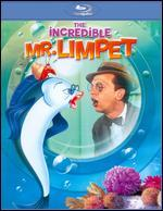 The Incredible Mr. Limpet [Blu-ray]