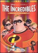 The Incredibles [P&S] [2 Discs] - Brad Bird