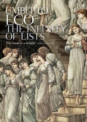 The Infinity of Lists - Eco, Umberto, and McEwen, Alastair (Translated by)