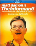 The Informant [2 Discs] [Blu-ray/DVD]