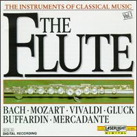 The Instruments of Classical Music, Vol. 1: The Flute - Armin Thalheim (harpsichord); Budapest Strings; Carl Philipp Emanuel Bach Chamber Orchestra; Concerto Köln;...
