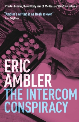 The Intercom Conspiracy - Ambler, Eric