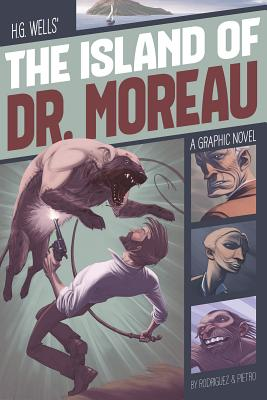 The Island of Dr. Moreau - Rodriguez, David