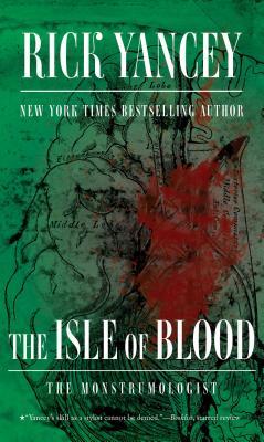 The Isle of Blood - Yancey, Rick