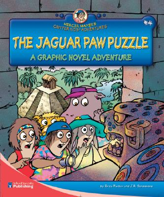 The Jaguar Paw Puzzle - Farber, Erica, and Sansevere, J R