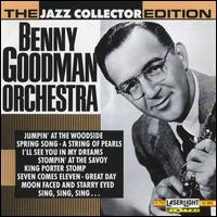 The Jazz Collector Edition - Benny Goodman Orchestra