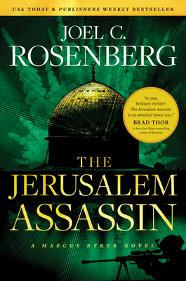 The Jerusalem Assassin - Rosenberg, Joel C.