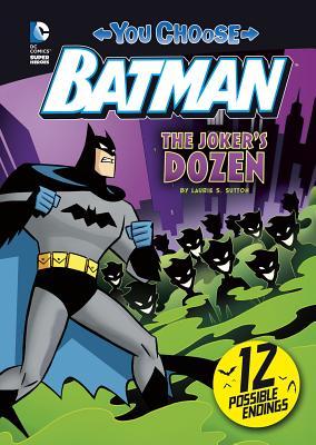 The Joker's Dozen - Sutton, Laurie S