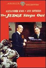 The Judge Steps Out