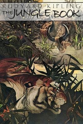 The Jungle Book by Rudyard Kipling - Kipling, Rudyard