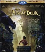 The Jungle Book [Includes Digital Copy] [Blu-ray/DVD]