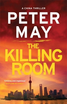 The Killing Room - May, Peter