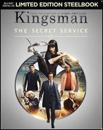 The Kingsman: The Secret Service [Includes Digital Copy] [Blu-ray] [SteelBook]