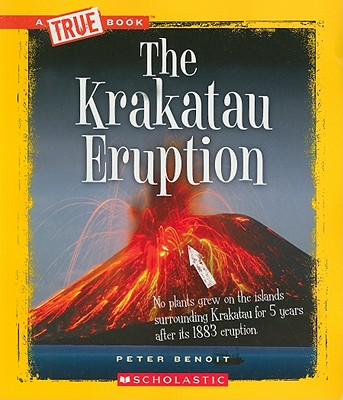 The Krakatau Eruption - Benoit, Peter