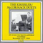 The Kreisler and McCormack Duets