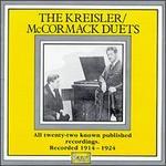 The Kreisler and McCormack Duets