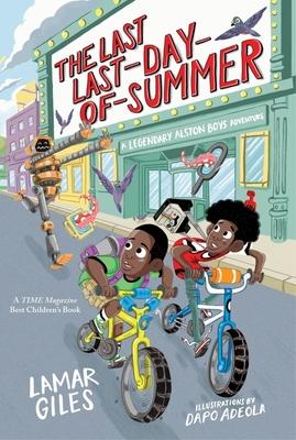 The Last Last-Day-Of-Summer - Giles, Lamar