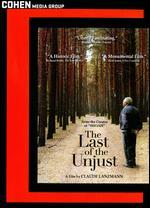 The Last of the Unjust [2 Discs]