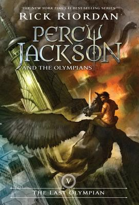 The Last Olympian (Percy Jackson & the Olympians # 5) - Riordan, Rick