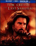 The Last Samurai [2 Discs] [Includes Digital Copy] [UltraViolet] [Blu-ray/DVD]