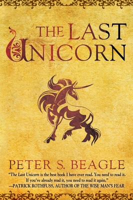 The Last Unicorn - Beagle, Peter S
