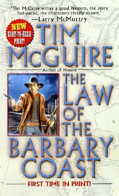 The Law of the Barbary Coast - McGuire, Tim