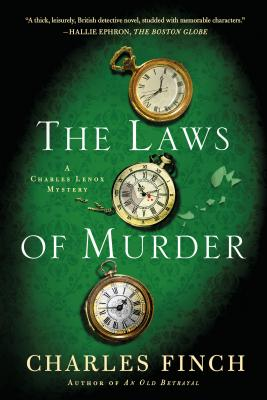 The Laws of Murder - Finch, Charles