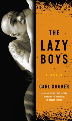 The Lazy Boys - Shuker, Carl