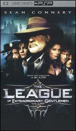 The League of Extraordinary Gentlemen [UMD]
