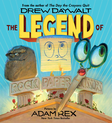 The Legend of Rock Paper Scissors - Daywalt, Drew