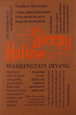 The Legend of Sleepy Hollow and Other Tales - Irving, Washington