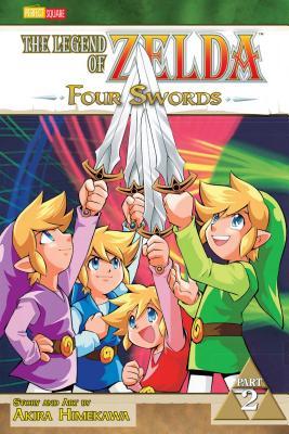 The Legend of Zelda: Four Swords: Part 2 - Himekawa, Akira (Illustrator)