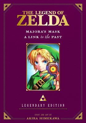The Legend of Zelda: Majora's Mask / A Link to the Past -Legendary Edition- - Himekawa, Akira