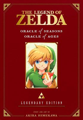 The Legend of Zelda: Oracle of Seasons / Oracle of Ages -Legendary Edition- - Himekawa, Akira