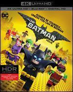 The LEGO Batman Movie [Includes Digital Copy] [4K Ultra HD Blu-ray/Blu-ray]